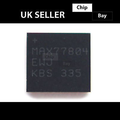 2x Samsung Note3 N900 N9005 MAX77804 Small Power IC Chip