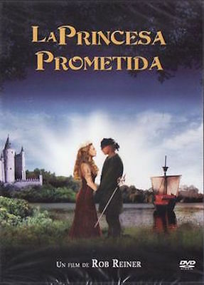 The Princess Bride - La Princesa Prometida (DVD) - Rob Reiner