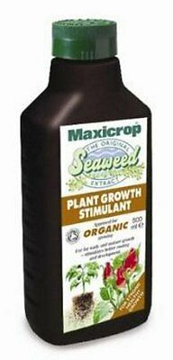 Maxicrop Original Seaweed Extract 500ml