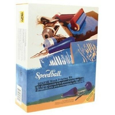 Speedball Deluxe Block Printing Kit