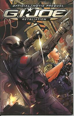G.i. Joe: Retaliation: Official Movie Prequel (May 2012), Nm