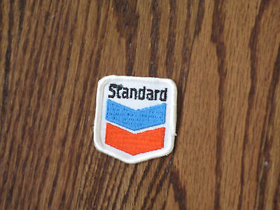 standard oil 70's patch, new old stock