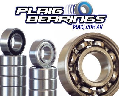 Precision Bearings - Proven Quality - High RPM Speeds - Precise Tolerances