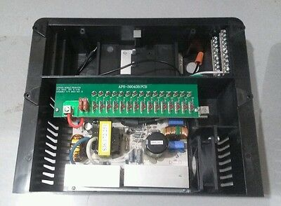Atwood RV Converter APS-5530 55-amp converter/ 12 volt charger with dist panel