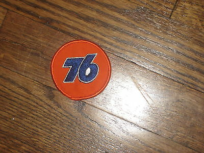 union 76  60's patch, new old stock,circle