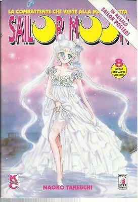 Sailor Moon 8 Star Comics Con Poster  !!!!!!