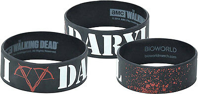 Walking Dead I Crossbow / Heart Daryl Wristband