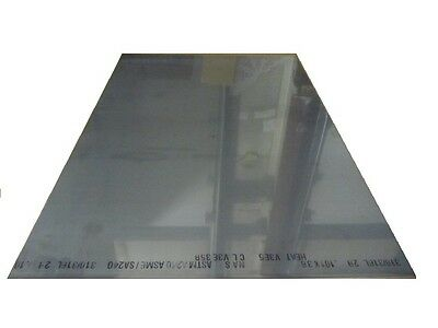 """Plate 3//32/"""" .090 Thick 6/"""" X 36/"""" 4130 Chromoly Alloy Annealed Steel Sheet"""