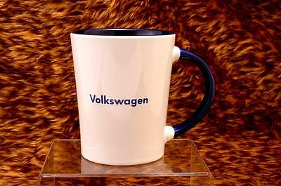 Rare Classic Volkswagen Ceramic Coffee Cup ~ Excellent Condition ~