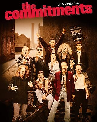 The Commitments 02 (1991 Film Poster) Photo Print