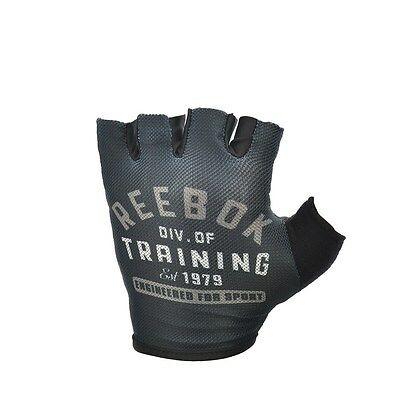 Reebok Div Training Gloves Weight Lifting Gym Exercise Sports Fitness Workout