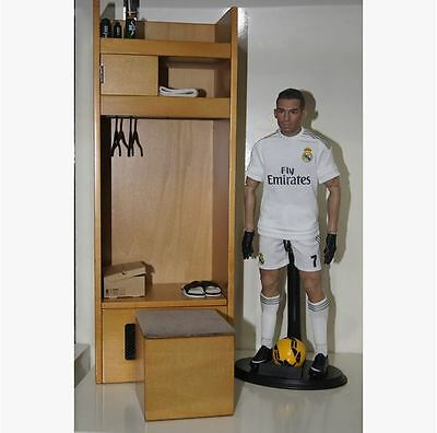 1/6 doll CRISTIANO RONALDO #7 REAL MADRID champions 2016 football action figure