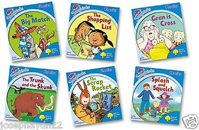 New set x 36 songbirds stage 1 2 3 4 5 6 oxford reading tree new set of 6 x oxford reading tree songbirds stage 3 fandeluxe Gallery