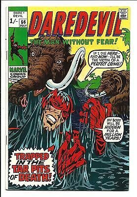 Daredevil # 68 (Sept 1970), Fn