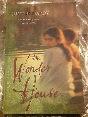 *NEW* The Wonder House By Justine Hardy Rpsbooks Buy Two Save £1