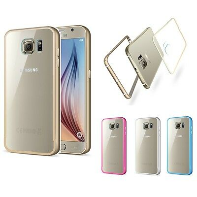 Ultra-thin Luxury Aluminum Metal Case Cover for Samsung Galaxy S6 & S6 Edge