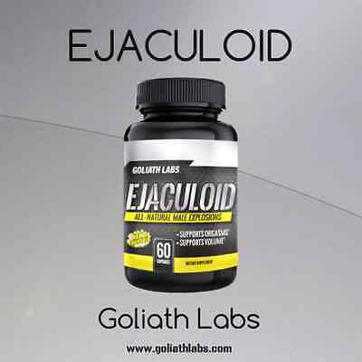 Male Enhancement Pills Ejaculoid Bigger Harder Longer 60 Count