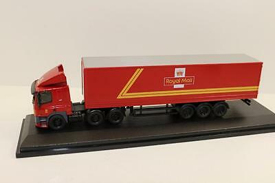 OO Scale 1:76 Oxford Leyland DAF 85 40ft Box Trailer Royal Mail FNQHobbys (OX283