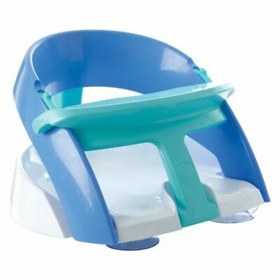NEW Dreambaby At Home Premium Deluxe Bath Seat in Blue, Pink