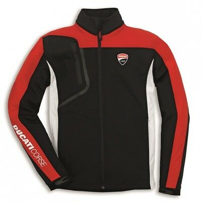 Ducati Corse 2 Spidi Windstopper Windproof Mens Motorcycle Motorbike Jacket