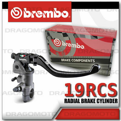 BREMBO 19 RCS Forged Brake Master CYLINDER 110.A263.10 110A26310 18-20