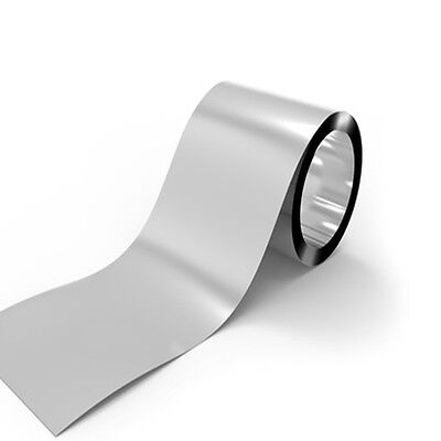 Aluminium Flexible Strip Sheet 0.3mm 20mm Wide lengths 100mm/400mm