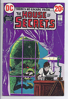HOUSE OF SECRETS # 101 1972 COOL DC Horror VG/FN 5.0 A$K $4 = CHEAP! L@@K!