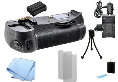 Battery Grip for Nikon D800 D800E D810 MB-D12 + 1 EN-EL15 Battery, Charger, Kit