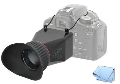 3.4x Magnification LCD Viewfinder for Canon Camera T1i T2i T3i T4i T5i SL1