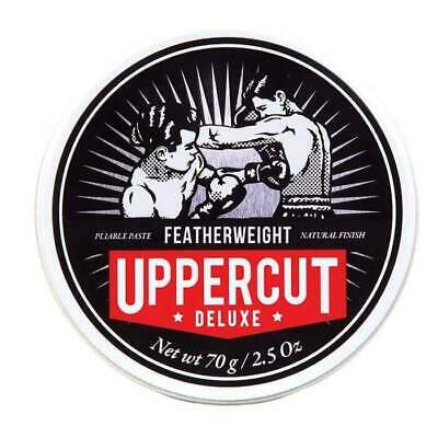 Uppercut Deluxe Featherweight Hair Wax Pomade Product Quiff Mens Rockabilly