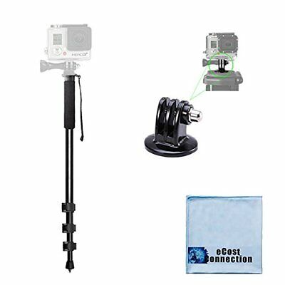 72'' Monopod w/ Quick Release for GoPro HERO6, 5, 4, 3+, 3, 2, 1, Session,Fusion