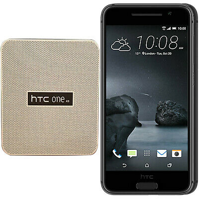 "Bnib Htc One A9 16Gb Grey 5"" Inch Factory Unlocked 4G/lte 3G 2G Gsm Simfree"
