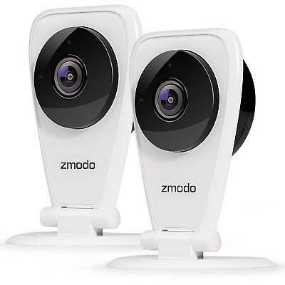 Funlux 720p HD 4 IP Wireless Outdoor IR Night Vision Home Security Camera System