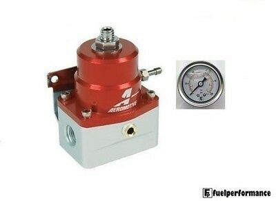 AEROMOTIVE A1000-6 Injected Bypass EFI Fuel Pressure Regulator  #13109