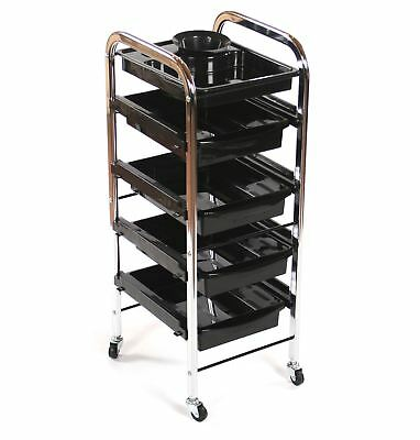 Urbanity Diva hairdressing hairdresser hair stylist beauty salon trolley