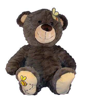 """Honeypot the Brown Bear 16""""(40cm) by Teddy Mountain Build a Bear outfits fit"""