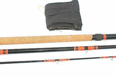 10'-0' Unnamed hollow glass Margin and  Float fishing river rod
