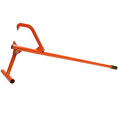 """New Timberjack Log Lifter Cant Hook Steel handle 48"""" overall length.up to12""""logs"""