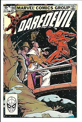Daredevil # 198 (Sept 1983), Nm