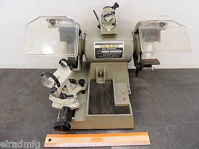 Darex Drill Sharpener Bench Grinder 1/3 Hp 1-Phase Tool Sharpener 115 Volts