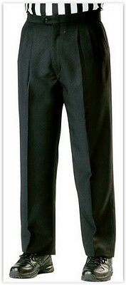 Cliff Keen Basketball Referee Pants Pleated M8990 NWT SG0929