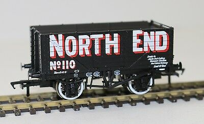 "Bachmann branchline OO 7 Plank freight wagon North end FNQHobbys ""New"" 37-085A"