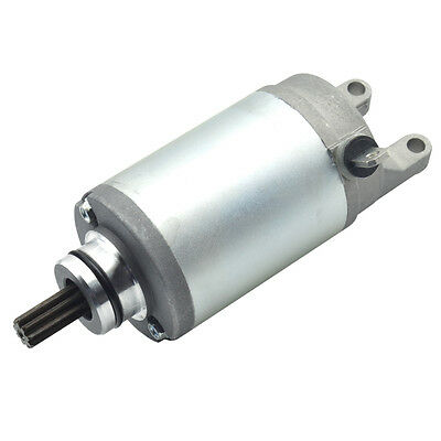 HEAVY DUTY STARTER MOTOR TO FIT SUZUKI AN Burgman AN400 1998 - 2006
