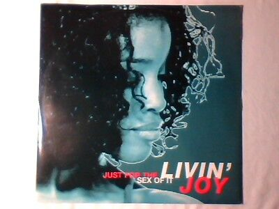 "LIVIN' JOY Just for the sex of it 12"" ITALO ZONE"