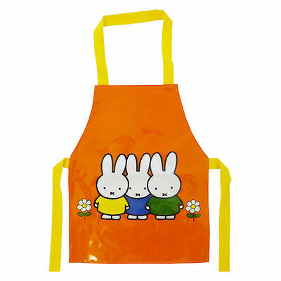 Miffy Little Red Childrens Art /Craft/Kitchen Waterproof Apron by Shreds