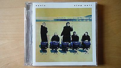 "Oasis ""step Outt"" Pro Sourced Silver Disc Cd-Brand New -Never Used"