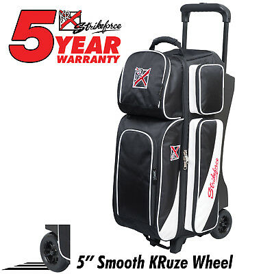 KR Strikeforce Hybrid CAMO 3 Ball Roller Bowling Bag