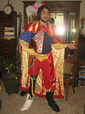 Complete Adult Sized Kefka Final Fantasy Cosplay Costume
