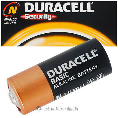 DURACELL Security N Lady MN9100 LR1
