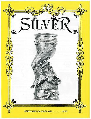 Silver Magazine  September/October 1989  Issue